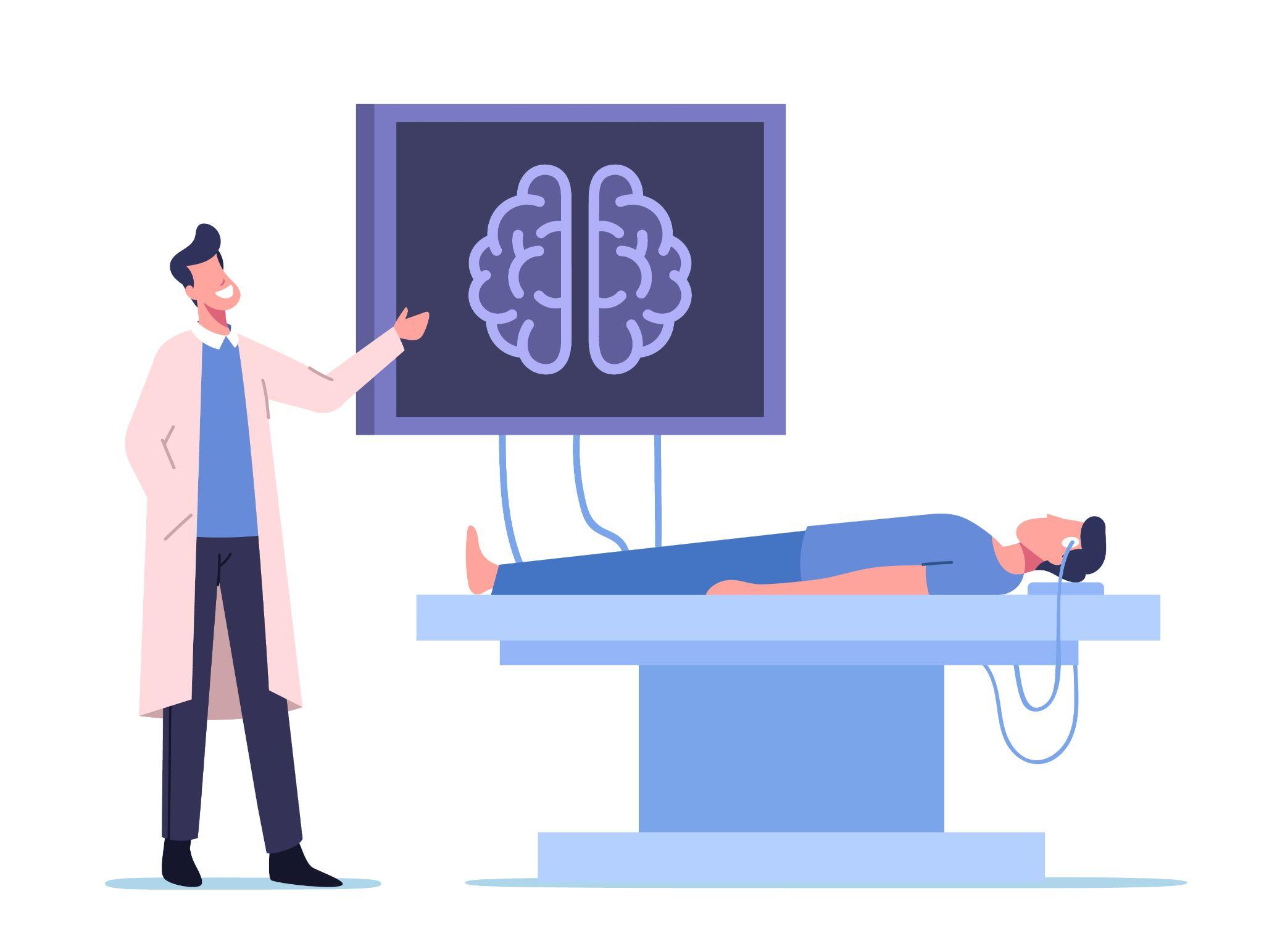 AI in healthcare.