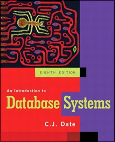 An Introduction to Database Systems by C.J.Date