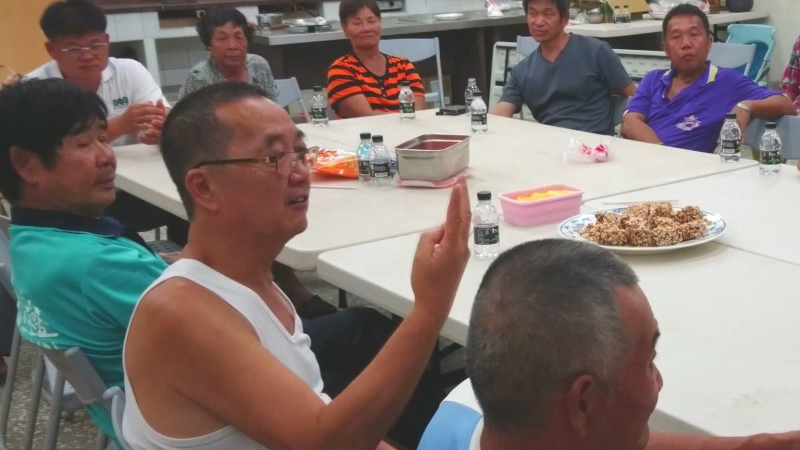 是啥款魔力,乎咱歡喜開會? ——見證龍潭村志工會議的劇變!