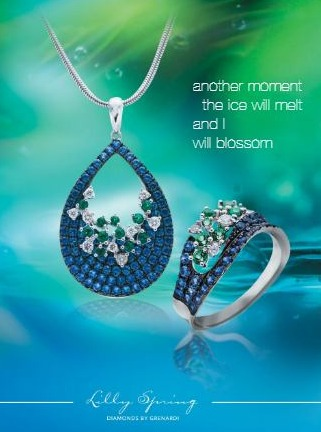 Grenardi, Lilly Spring, Diamonds by Grenardi, Julia Shandra, Given by Grenardi, My Shopping Directory personal experience in online shopping