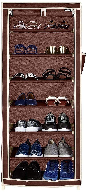 Amazon Solimo Foldable Shoe Rack