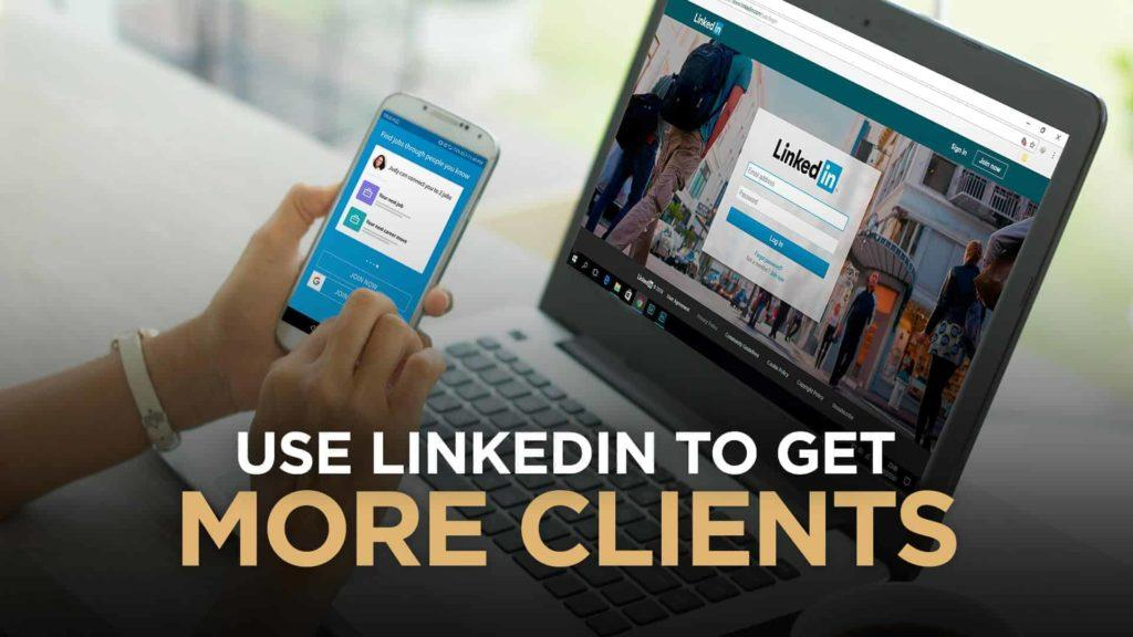 how to get clients for web development in India and where to get web design clients is the most asked question among people you can get the idea from this blog how you can use LinkedIn to get more website clients
