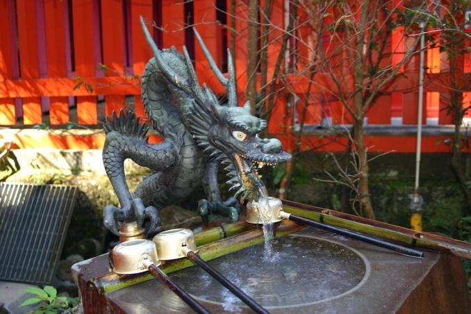 Hakone, Shrine, Long