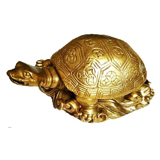 Rùa là loài vật linh thiêng mang lại điềm lành, tài lộc cho gia chủ.