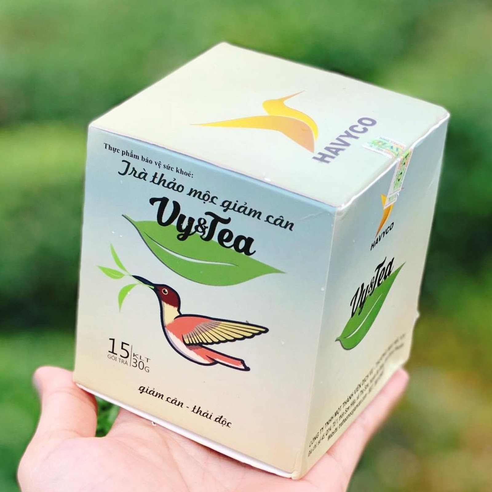 Trà vy tea chính hãng
