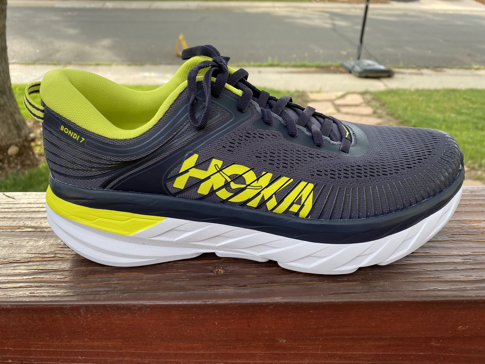 Road Trail Run Hoka One One Bondi 7 Review A Day Spa For Feet
