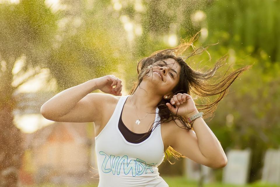 Zumba, Sport, Exercise, Dance, Women, Party, Dancer