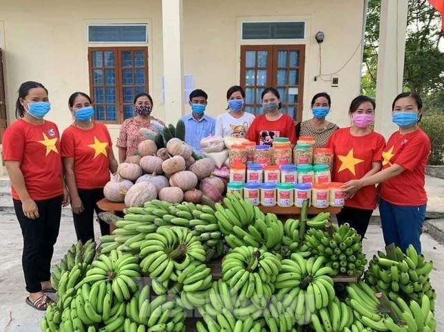Hơn 350 tấn hàng hóa từ Nghệ An vào TPHCM tiếp sức chống dịch ảnh 4