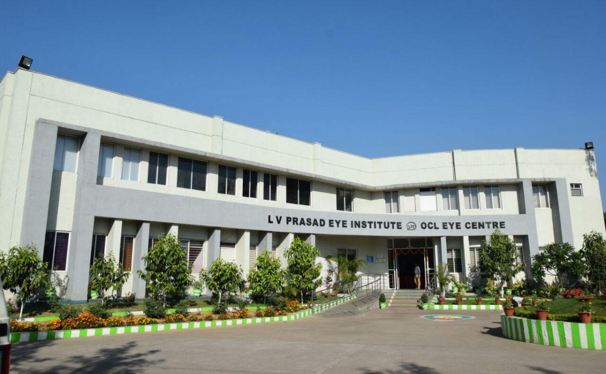 L.V.Prasad eye hospital, Hyderabad