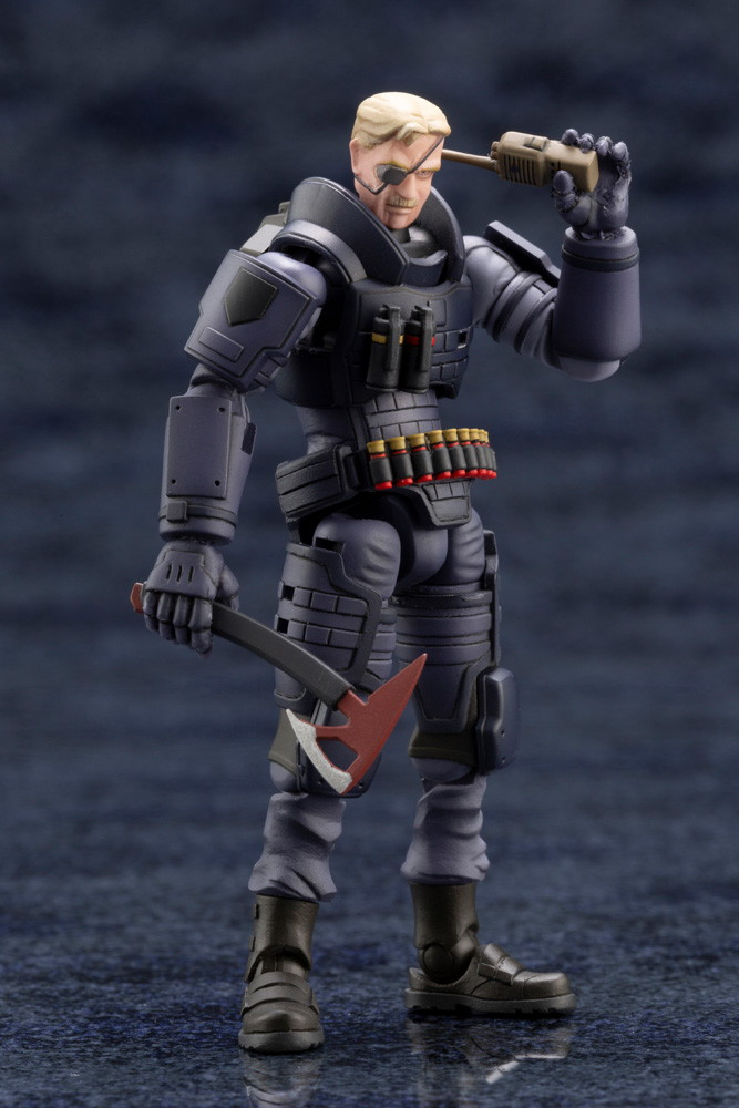 Kotobukiya / 1/24 / Hexa Gear 六角機牙 / 初期型Governor Vol.2 組裝模型