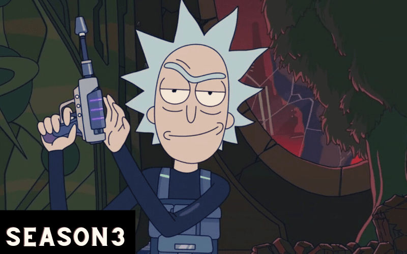 index of rick and morty season 3