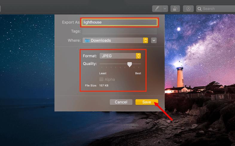 C:\Users\User\Desktop\how to compress a photo\mac os\Screenshot at Nov 20 10-53-53.png