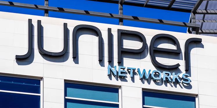 Выручка и чистая прибыль Juniper Networks выросли
