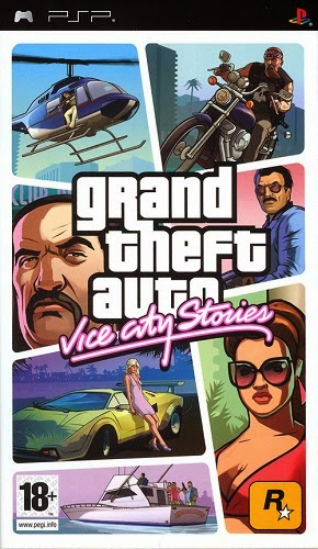 GTA Vice City Stories PSP