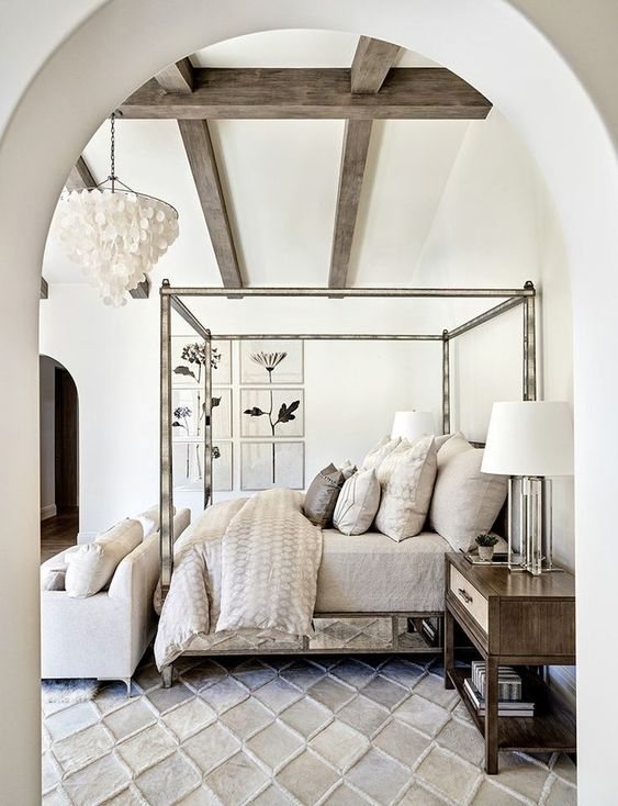 Timeless Neutral Bedroom Ideas for Couples