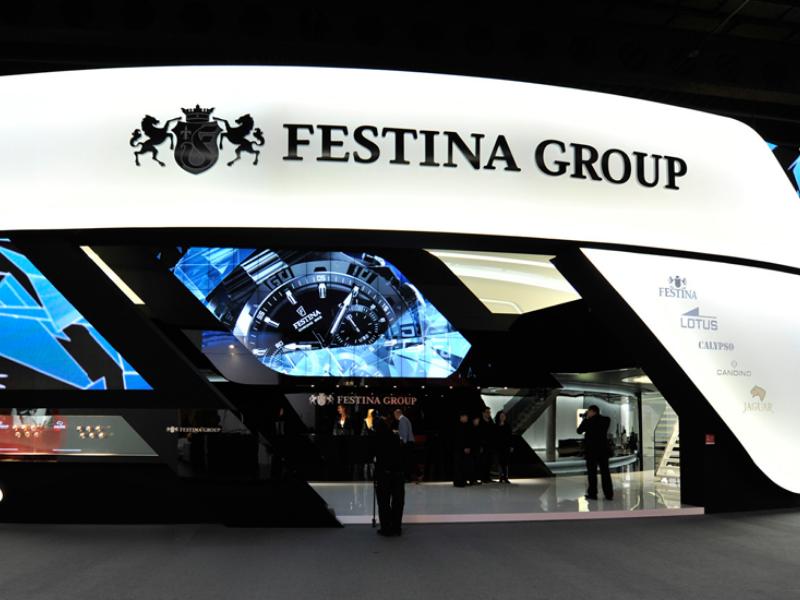 Festina Group là tập đoàn lớn sở hữu 5 thương hiệu đồng hồ và 2 thương hiệu đồ trang sức nổi tiếng thế giới