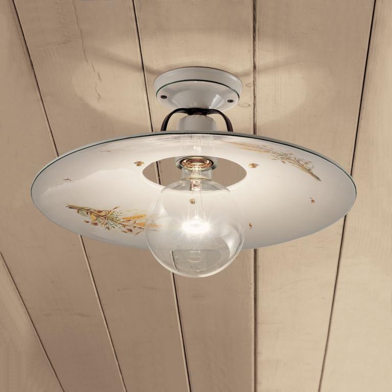 lampade da soffitto per la camera da letto classica
