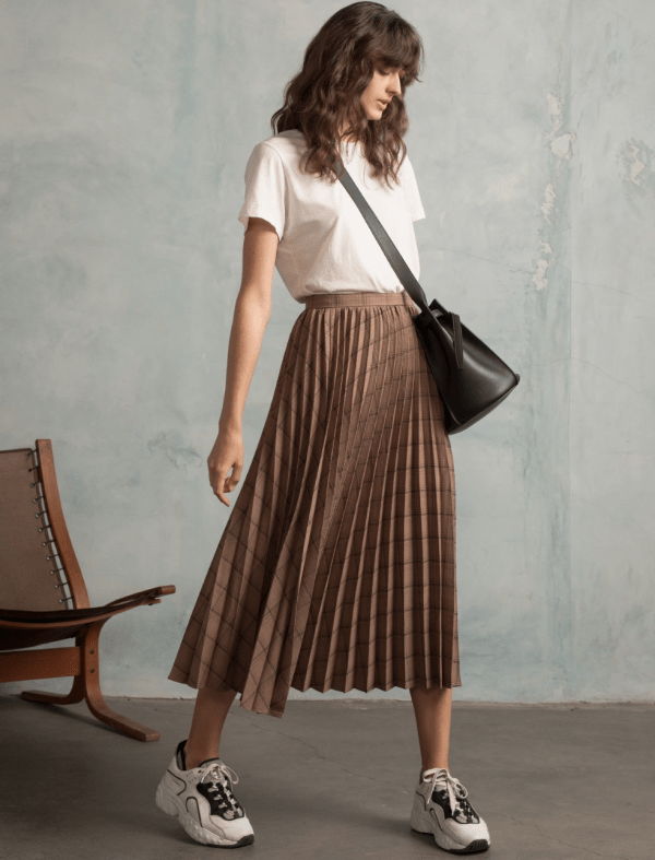 Pleated, Foolproof style