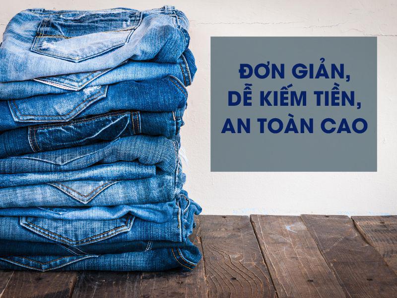 Cộng tác viên bán quần jeans online