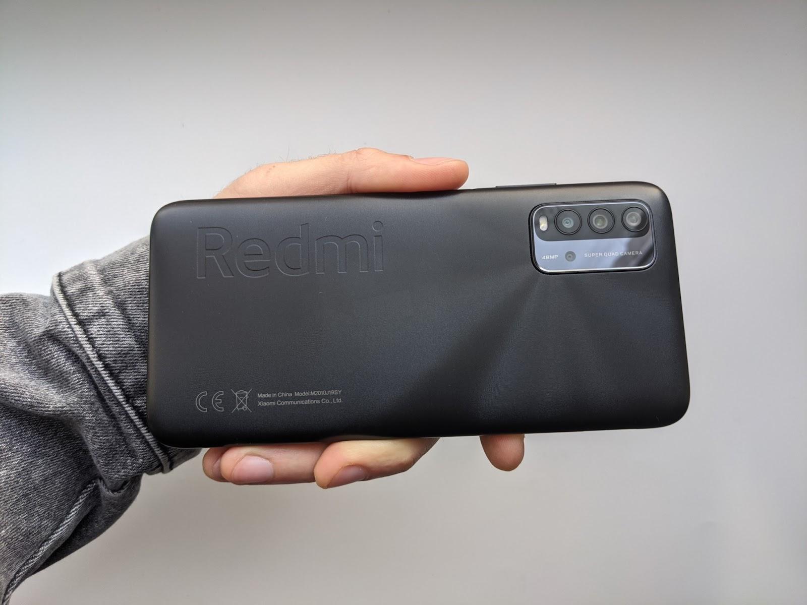 Xiaomi Redmi 9T:
