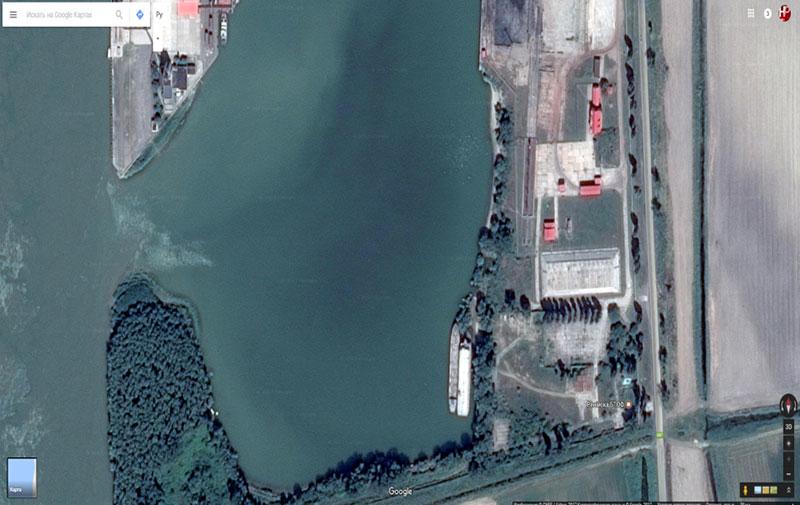 Конфіскований цілісний майновий комплекс у порту Рені. Фото з сайту Офісу генпрокурора