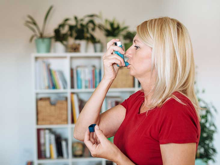 Omega 3 fatty acids improves asthmatic conditions.