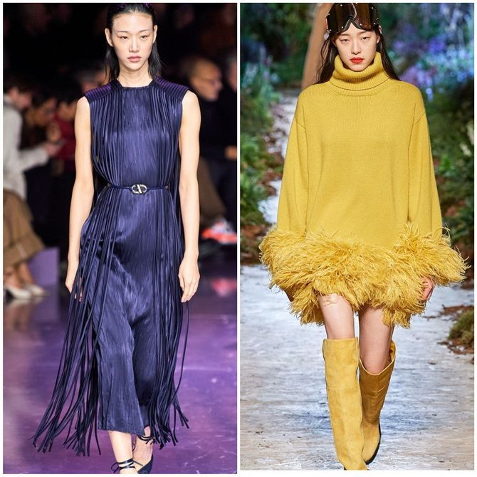 The most beautiful dresses fall-winter 5