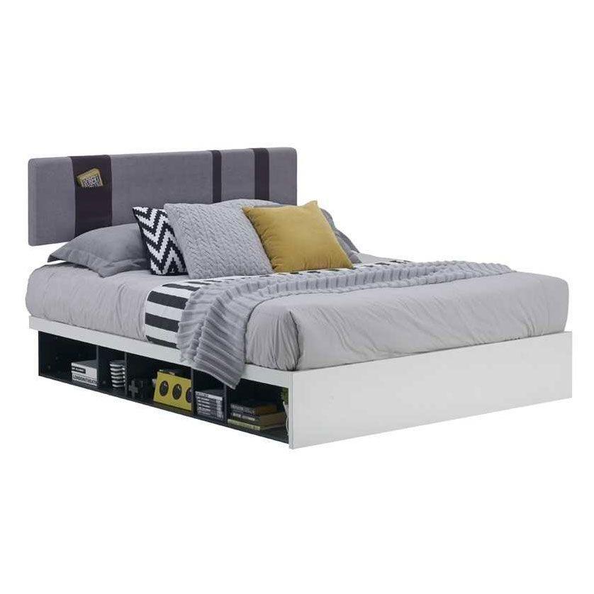 Giường có hộc Lepino