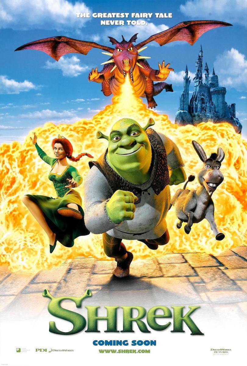 2. Shrek