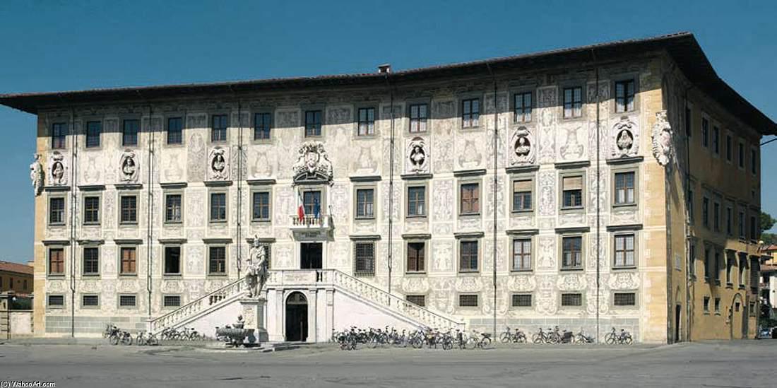 Resultado de imagem para giorgio vasari arquitetura
