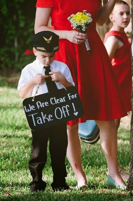 Throwback Ideas That Invoke Fun and Nostalgia - Take your guests on a memorable ride by having a retro flight attendant theme – Wedding Soiree Blog by K'Mich, Philadelphia's premier resource for wedding planning and inspiration