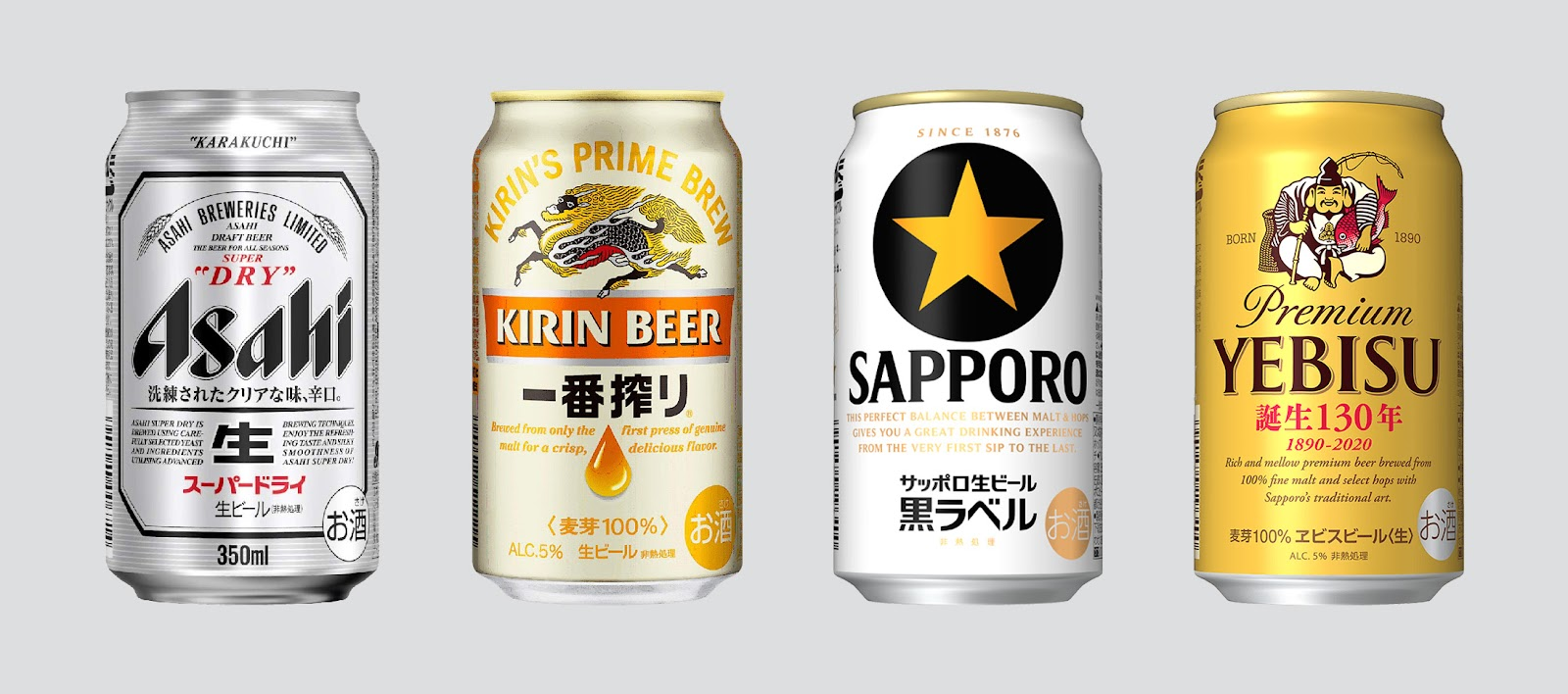 Japanese beers convenience stores alcohol