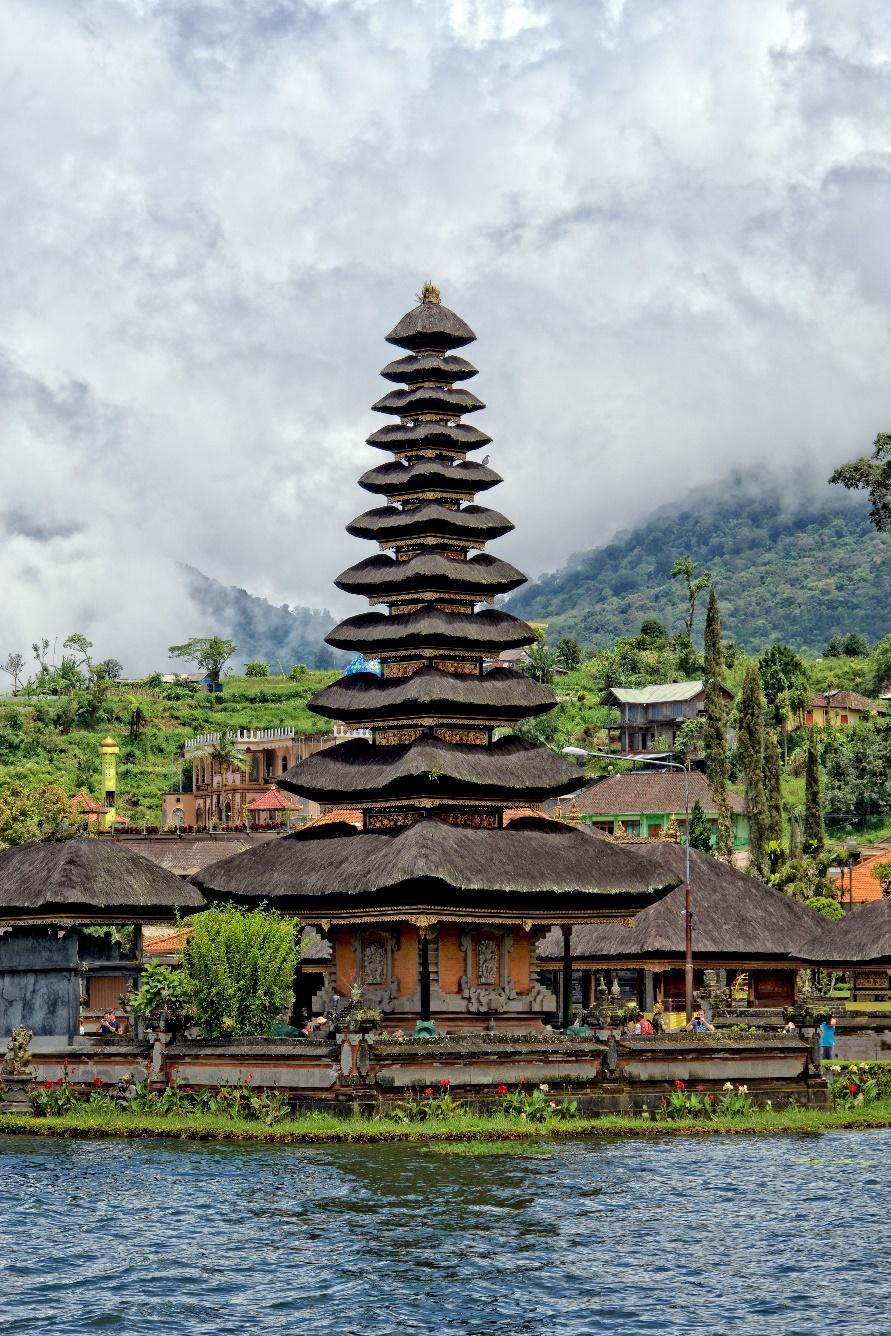 Ulun daru batur temple