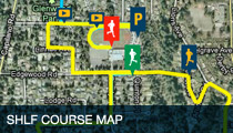 SHLF Run Course Map
