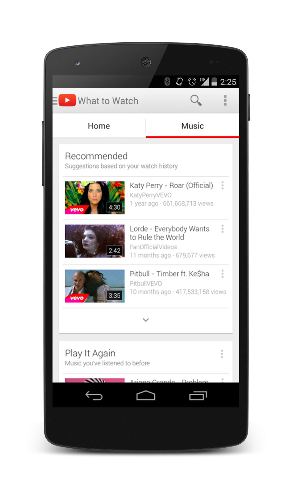 Official Youtube Blog Music On Youtube That Hits The Right Note