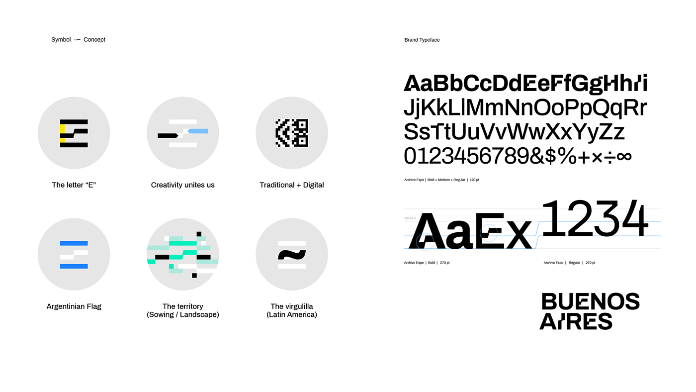 motion graphics  branding  logo brand identity expo 2023 exposition 3D creative industries identity Creative Direction