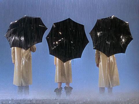 Singin in the Rain.