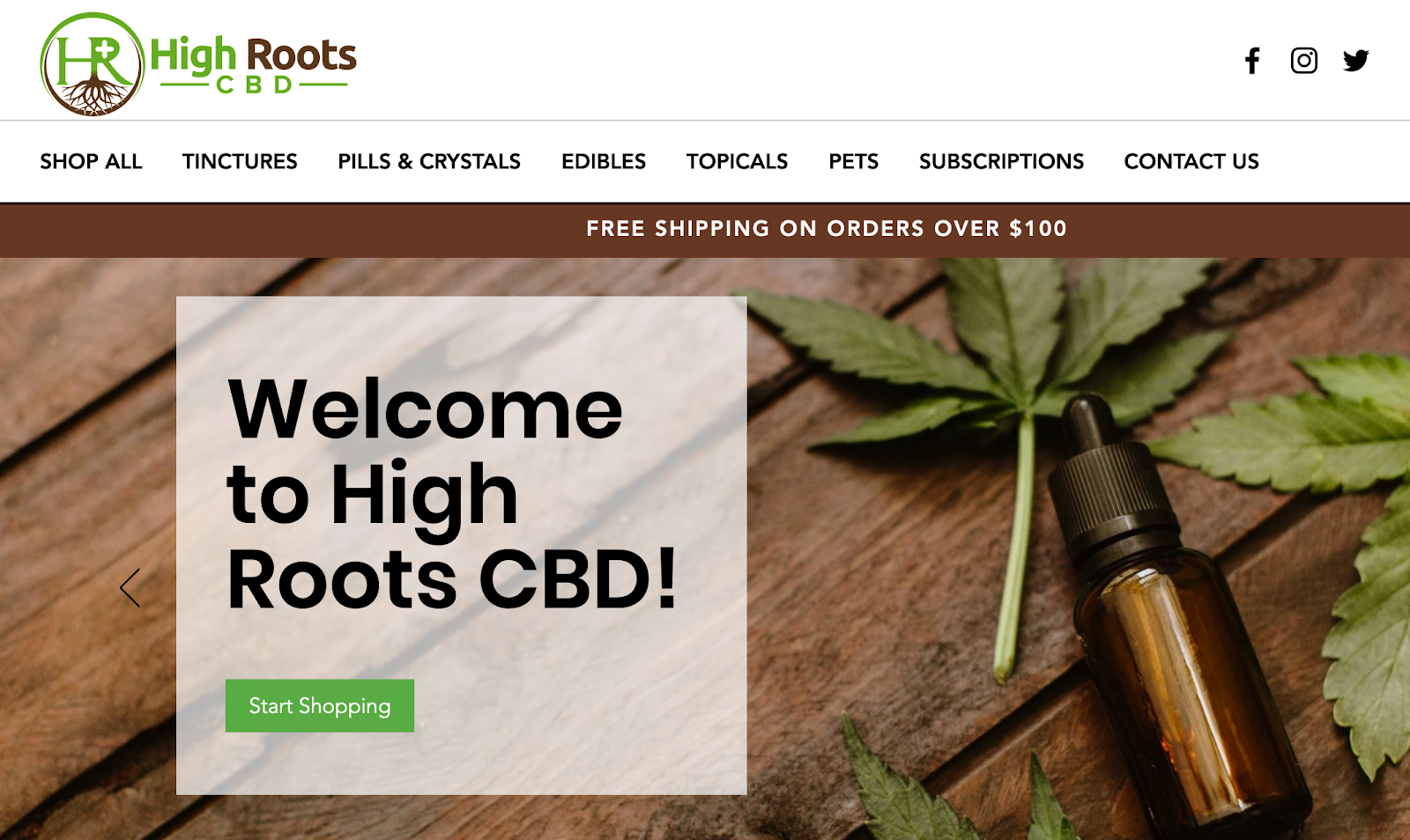 High Roots CBD | Brands Looking for Influencers