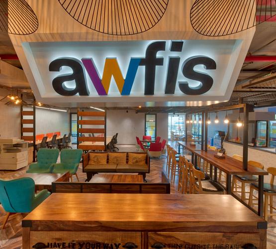 Awfis Coworking space in Kolkata