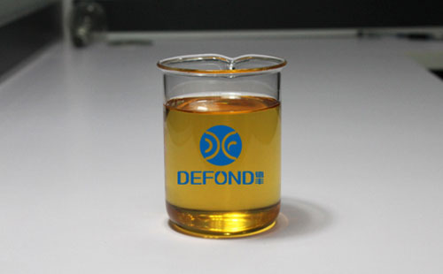 Superplasticizer defoamer
