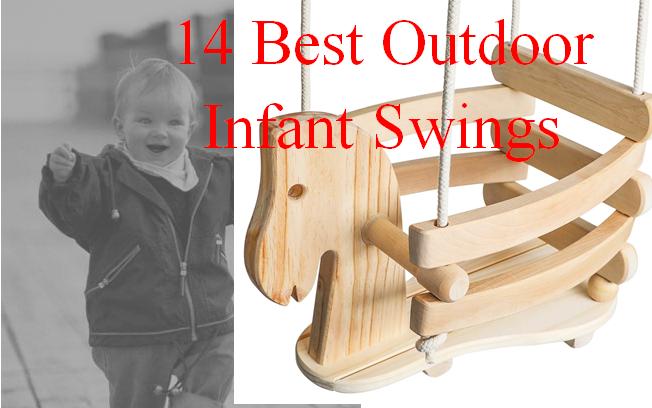 14 Best Outdoor Infant Swings