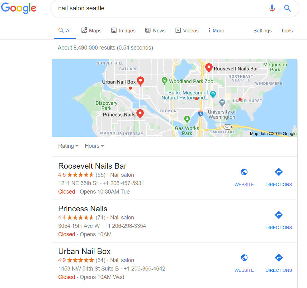 Optimize your Google My Business listing to get more clients and leads