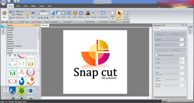 aplikasi membuat logo