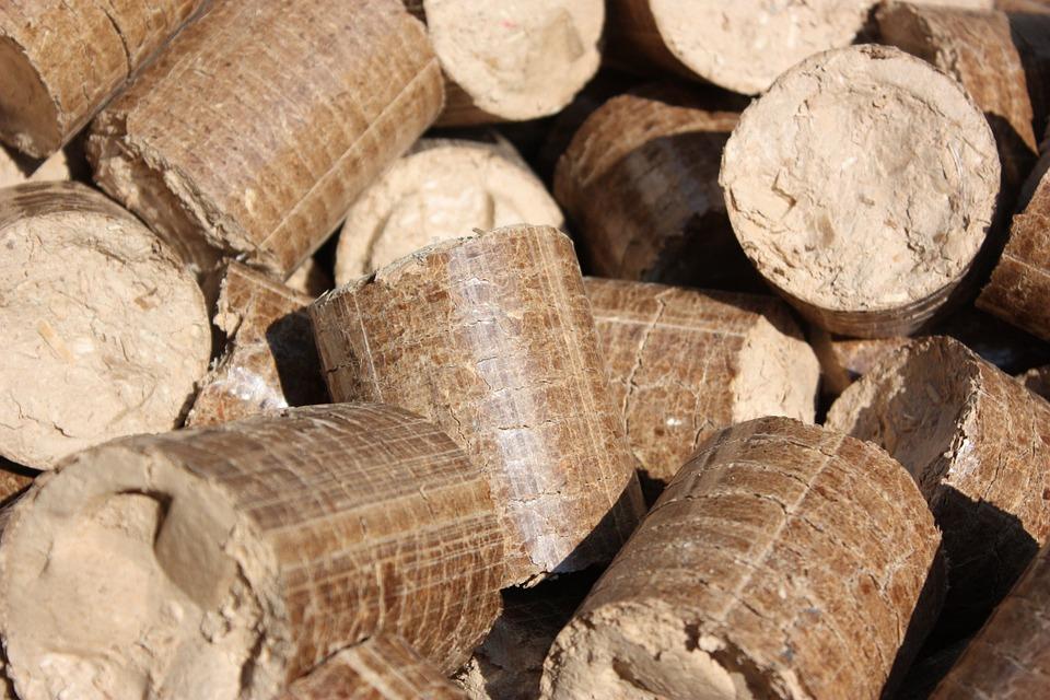 Woraus werden Holzpellets hergestellt?