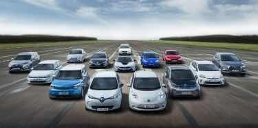 10 most famous brands of electric cars