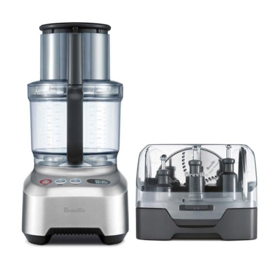 the Breville Sous Chef® 16 Pro Food Processor • Breville