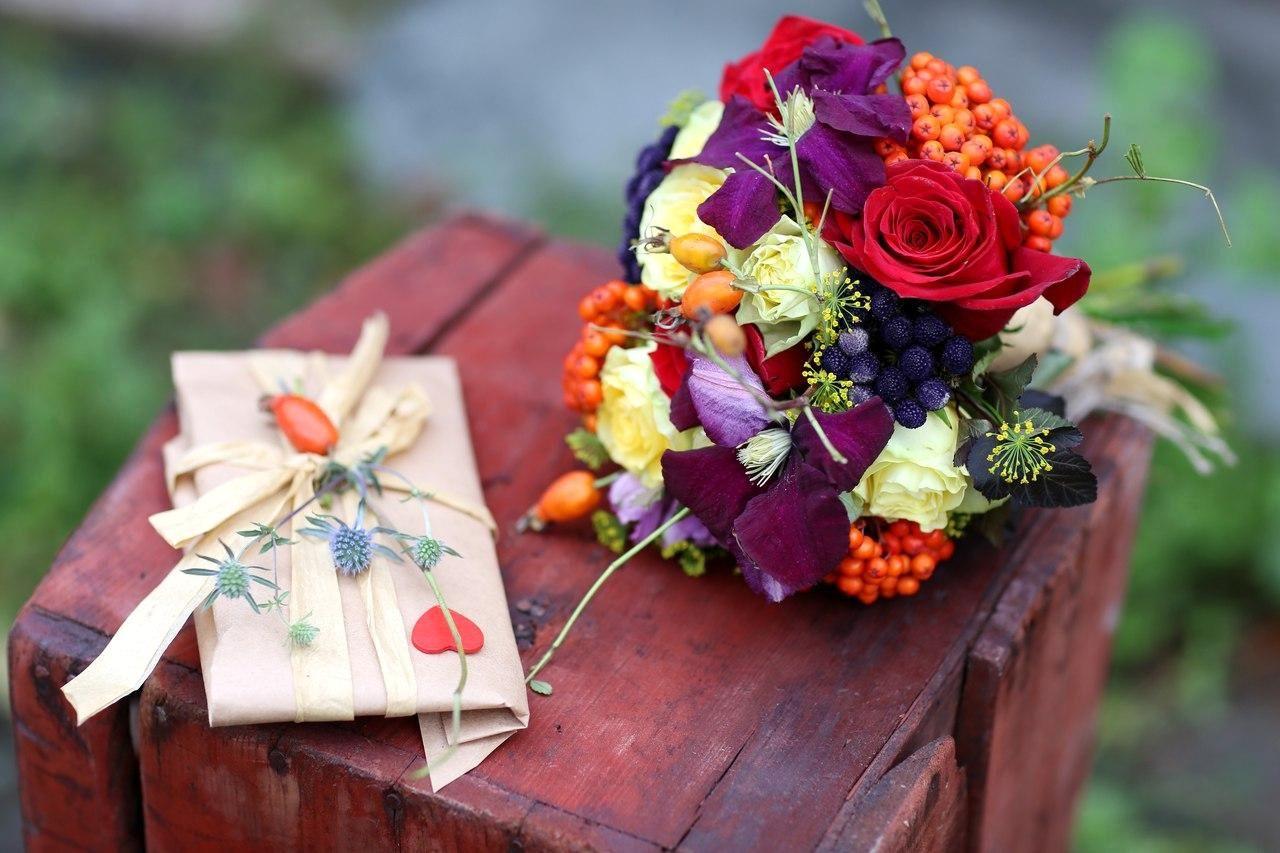 Цветы – залог праздничной атмосферы!