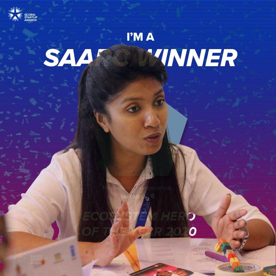 Sri Lanka | SAARC Startup Awards | Global Startup Awards
