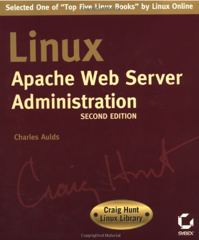 'Linux Apache Web Server Administration' Book Cover