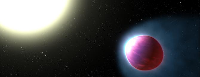 WASP-121b con una estratósfera | Sección de Exoplanetas - Planetas ...